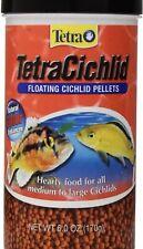 TetraCichlid  Floating Cichlid Pellet Nutritionally Balanced Daily Feeding