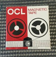 OLC magnetic tape  Blank Reel to Reel 3 inch Tapes lot of three