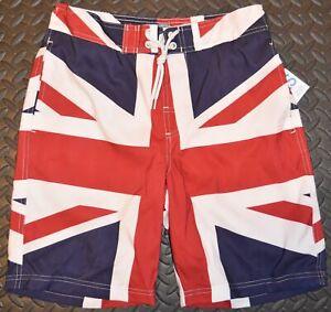 British Flag Union Jack Swim Shorts UK Mens PRIMARK new XS - XXXL