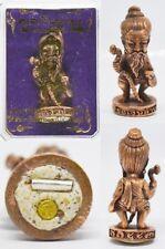Magic Chu Chok Get Millions LP Amnat Thai Amulet Bring Luck Rich Wealth Fortune