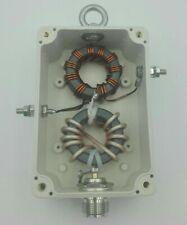 ANTENNA LONG-WIRE CON UNUN LOW POWER 9:1 + RF CHOKE 500w (HF BALUN RADIO)