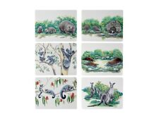 Maxwell & Williams Animals of Australia Placemats & Coasters (12 items)