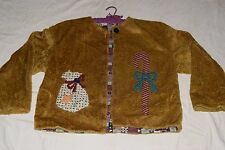 The Ultimate Reversible Ugly Christmas Sweater Quilt Look Size M