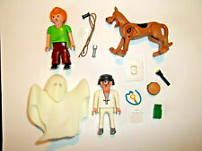 Playmobil,SCOOBY-DOO AND SHAGGY WITH GHOST
