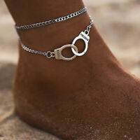 Fashion Ankle Bracelet Women Anklet Foot Jewelry Chain Beach Charm Trendy S