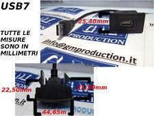 CABLE PARA PANEL USB PARA HONDA CIVIC CRV JAZZ SOLAMENTE SE TIENE ESPACIOS