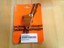 New Genuine KTM Power Parts Orange Billet Case Guard 07 54832075300