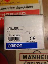 F10-S30R Omron Pattern Matching Sensor