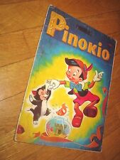 PINOCCHIO IN INDONESIANO, aprox. 1980. COLLODI