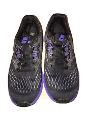 New listing Nike women running tennis shoe 7.5 Black And Purple