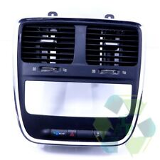 11-17 Dodge Grand Caravan Climate Control Bezel Dash Trim OEM Instrument Panel