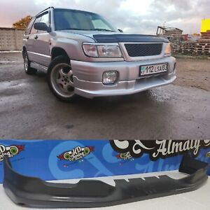 Front lip for subaru forester SF 2000-2002