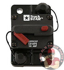 Buyers Products 100 Amp Circuit Breaker, #CB100PB