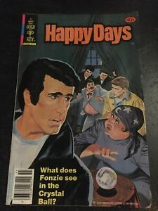 Happy Days#5 Excellent Condition 4.5(1979) Fonzie Cover