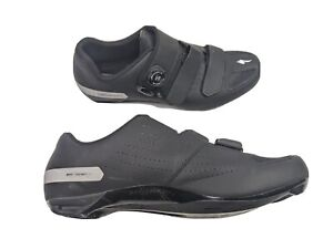 Specialized Mens US 12.5 EUR 46 Black Body Geometry Comp Rd Cycling Shoes