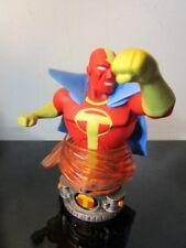 Justice League Red Tornado DC COMICS BUST STATUE~