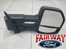 15 thru 18 F-150 OEM Ford ALL Manual Telescopic Trailer Tow Mirror RH Passenger