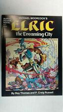 MARVEL GRAPHIC NOVEL #2 ELRIC THE DREAMING CITY  1st Printing 1982 Marvel Comics