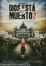 DIOS NO ESTA MUERTO 2 (2016) God's Not Dead-[FORMAT:DVD]
