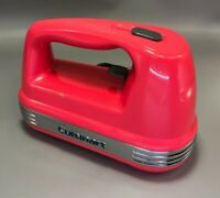 Cuisinart HM-50 Power Advantage 220W 5-Speed Hand Mixer Only | Rare Pink Color
