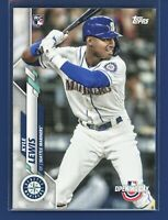 🔥 Kyle Lewis 2020 Topps Opening Day RC Rookie #17 (Mariners) NM+ QTY 🔥