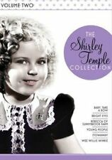 Shirley Temple Collection Vol 2 - DVD Region 1