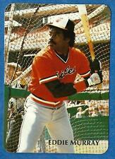 1986 Broder EDDIE MURRAY (card #1) (ex-mt)