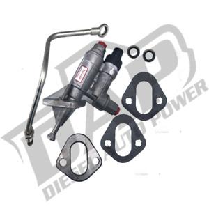 DAP Low Pressure Piston Lift Pump Conversion Dodge Ram Cummins 5.9L 12V 89-93