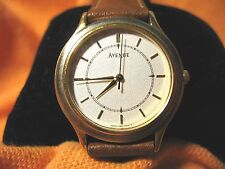 PRE-OWNED LADIES SEIKO AVENUE WRISTWATCH W/SECOND HAND IN EX. COND. NEW BATTERY