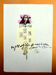Original Collage / Unikat, Signiert - von Jurek Ludas ( Streetart, Popart )