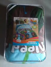 Beat Bugs Good Day Sunshine Full Microfiber Comforter 76 in by 86 in NEW