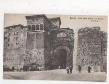 Perugia Porta Urbica Etrusca o di Augusto Vintage Postcard Italy 641a