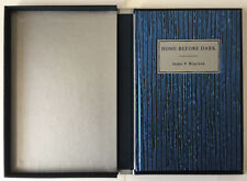 Home Before Dark James Blaylock SIGNED limited ed HC traycase sci-fi fantasy