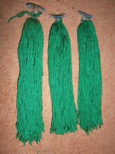 "Spawning mops 12"" mop with sucker X 3 for egg layers, live bearers, killifish"