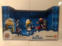 Schleich The Smurfs 6 Figurines Official Movie Merchandise 2013    t2174
