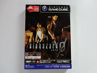BIOHAZARD ZERO Resident Evil Nintendo Gamecube GC JAPAN