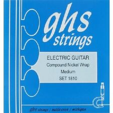 GHS CORDES GUITARE ELECTRIQUE MEDIUM - 1810 - 12-54