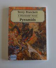 Pyramids: by Terry Pratchett - MP3CD - Unabridged Audiobook