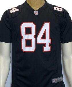 Atlanta Falcons Roddy White NFL Nike Black Football Jersey Youth Large