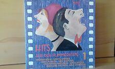 """Hits aus der Flimmerkiste (2×12""""-Vinyl) Amiga 840173 -174 (DDR 1978)"""