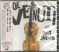 JOE VENUTI AND ZOOT SIMS-S/T-JAPAN CD Ltd/Ed C65
