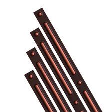 "# G2 - Antique Copper (24 Strips) PVC Grid & Seam Covers 24"" x 1"""