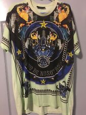 GIVENCHY UNO DE NOSOTROS OVERSIZED COLUMBIAN FIT  STAR JERSEY T-SHIRT XS RARE