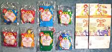 1999 McDonald's Happy Meal Toys DOUG'S 1ST MOVIE  Complete Mint Set (8) + 4 Bags