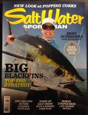Salt Water Sportsman Best Outriggers Top Pro Strategy Nov 2014 FREE SHIPPING!