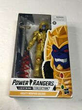 POWER RANGERS LIGHTENING COLLECTION GOLDAR NEW 6? FIGURE RARE IN HAND