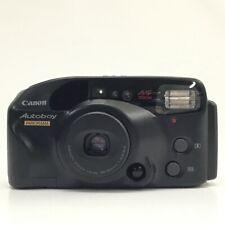 Canon Autoboy Panorama Black Ai AF Point & Shoot Film Camera EXC+ TK03E