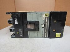 Square D Thermal Magnetic Circuit Breaker Kc34225 3 Pole 225A 225 Amp A 480Vac