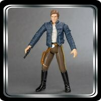 Star Wars Action Figure: Han Solo, Bespin Capture (POTJ, 2000, Loose)