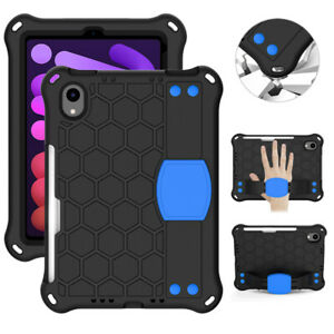 Shockproof Kids EVA Stand Case Cover Suit For Apple iPad mini 6th 8.3in 2021